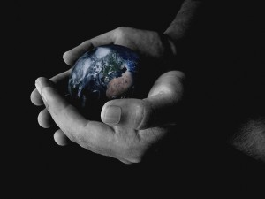 Are you trying to juggle the world in your hands?